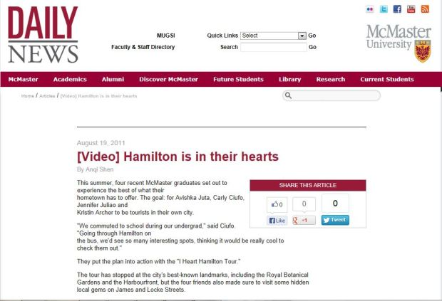 Hamilton is in their hearts
