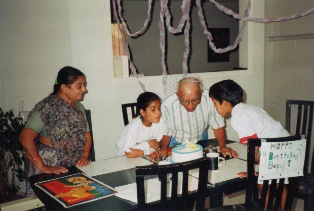 Bapuji's Birthday