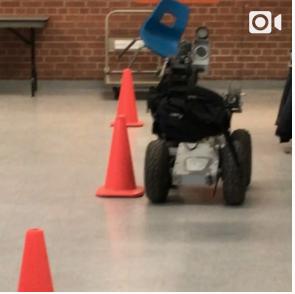 Central Peel Secondary School - Peel Police Robot Demonstration